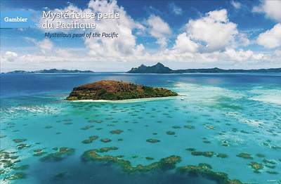REVA Magazine - Inflight Air Tahiti Nui (French + English + Japanese)