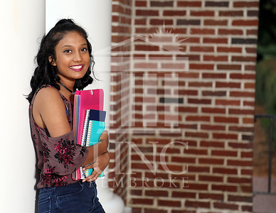 2017-18 UNCP Stock Images