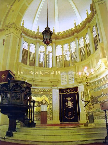 Cape Town (photos)  Hadassah Magazine  New York, NY, USA  Jan 2007  1of2