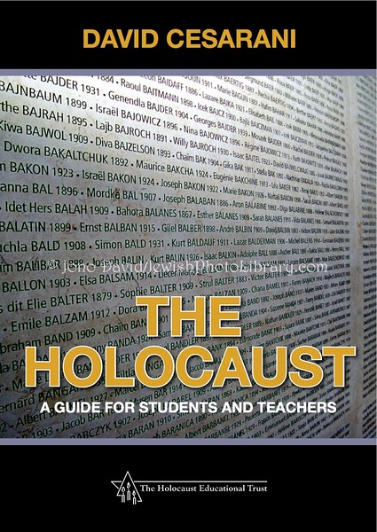 The Holocaust, A Guide for Teachers and Students (cover photo)  the Holocaust Educational Trust, February 2010  London, England