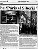 Irkutsk  Mainichi Daily News  Tokyo, Japan  Feb 23, 2001  2of2