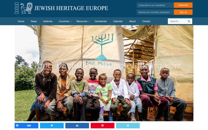 Jewish Heritage Europe 1:11