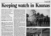 Kaunas  Austalian Jewish News  Sydney, Australia  Oct 29, 1999  1of2