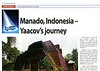 Manado, Indonesia  Jewish Times Asia  May 2007  1of4