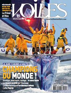 VOILES & VOILIERS - Cover february 2012