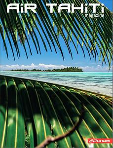 COVER AIR TAHITI MAGAZINE - February 2016