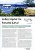 Panama Canal  Kansai Scene  February 2005  1of2
