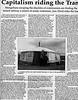 Trans-Siberian Railway (PART 1of3)  Mainichi Daily News  Tokyo, Japan  Dec 4, 1997  1of2