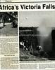 Victoria Falls  Mainichi Daily News  Tokyo, Japan  Dec 8, 2000  2of2