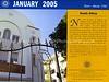 WJC calendar 2005 (5765-5766), January