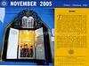 WJC calendar 2005 (5765-5766), November