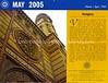 WJC calendar 2005 (5765-5766), May