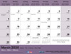 WJC Calendar 2019-20, 5780-81, p17