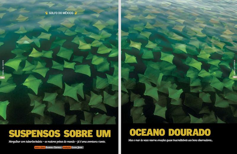 Terra da Gente magazine, Brasil