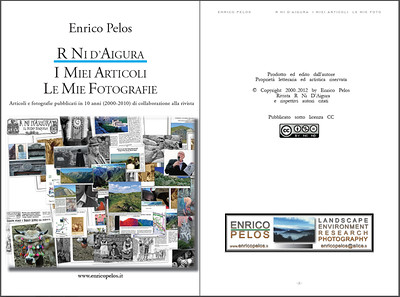 ENRICO PELOS Photography Writing Publishing