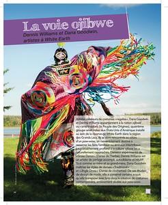 Magazine Mains & Merveilles #122 - Septembre/Octobre 2017