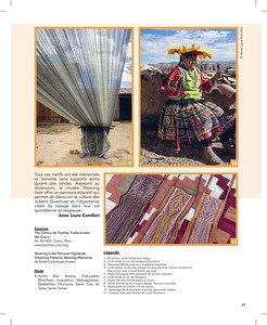 Les Editions de Saxe - Magazine Mains & Merveilles #130 - Jan/Fev 2019