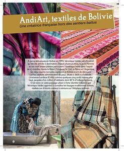 Les Editions de Saxe - Magazine Mains & Merveilles #128 - Sept/Oct 2018