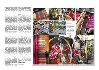 Lao Textiles, Laos