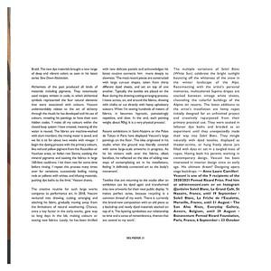 Selvedge Magazine #102 - Sept/Oct 2021 issue
