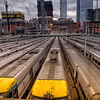 WEST SIDE TRAIN YARDS - ON THE NYC HIGHLINE
