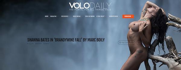 Volo Vault  | Shawna Bates| Brandywine Fall  | 5.2016