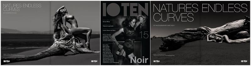 10 TEN Magazine | Issue #15   | Britta  Nitychoruk | IONA Collection | 09.2016