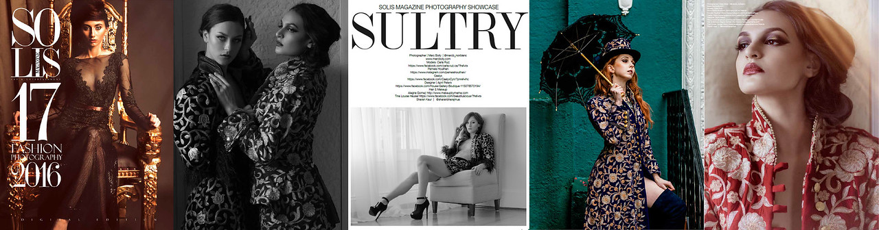 Solis Magazine | 05.2016 Fashion issue