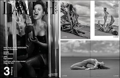 PUBLISHED in Lavish Magazine #3 Tanya Trip Iona Collection