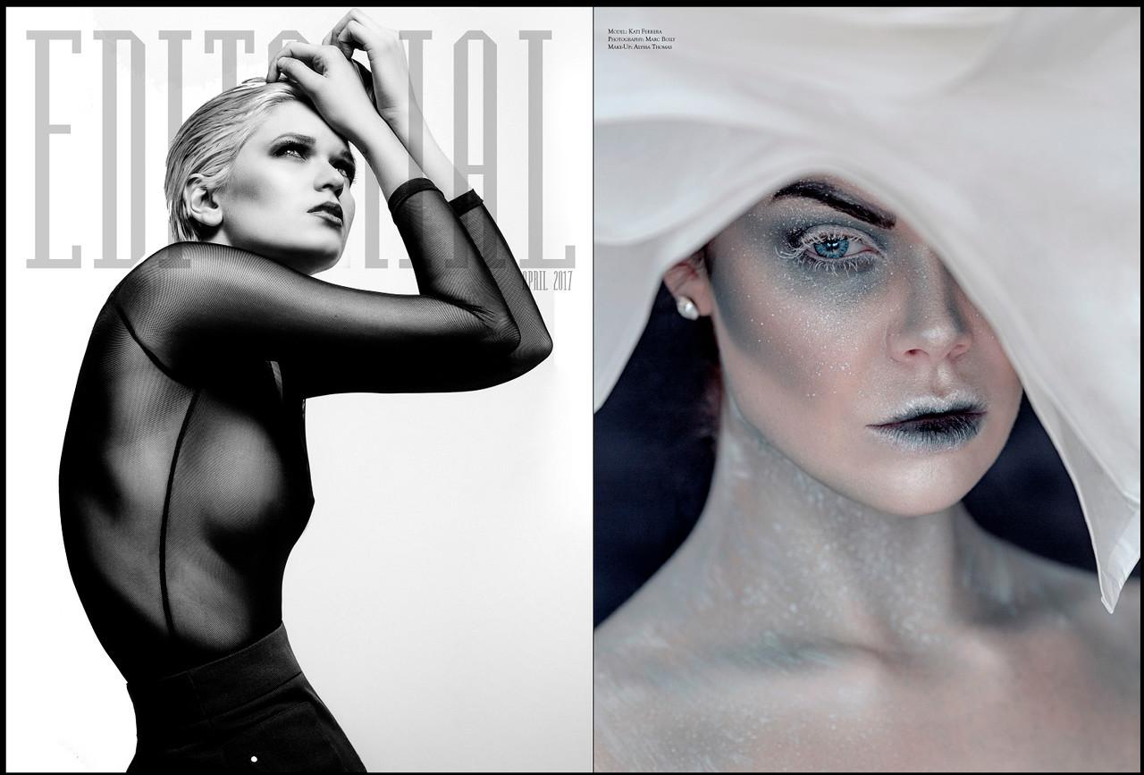 Editorial Magazine | April Issue | Kati Ferrera | | 04.2017