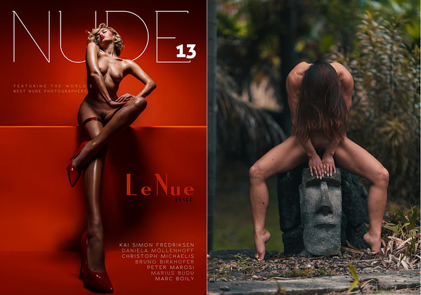 NUDE Magazine  #13  (Kiko)