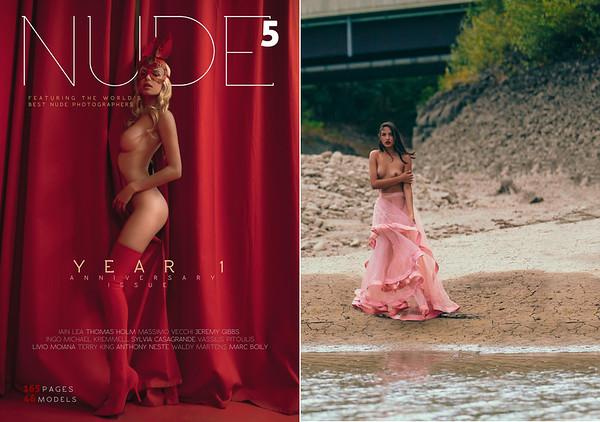 NUDE 5 | Carla Ruiz | May 2018