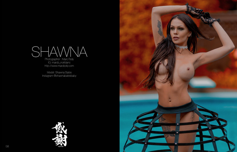 Kansha Magazine Chapter 6  - Shawna Bates