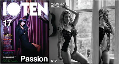 10TEN Magazine  Issue 17 | Vendella Sonia | 03.2017