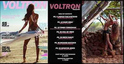 Published in Votron 5 - Lei Lillium