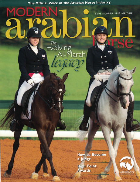 Modern Arabian Horse - Summer Issue #4 2014