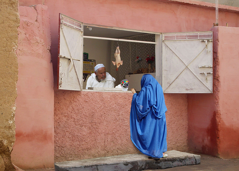 POULTRY DEALERS - TAROUDANT, MOROCCO
