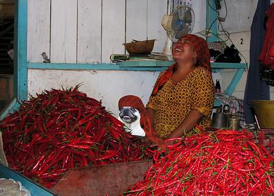 PEPPER PEDDLERS - SURABAYA, INDONESIA