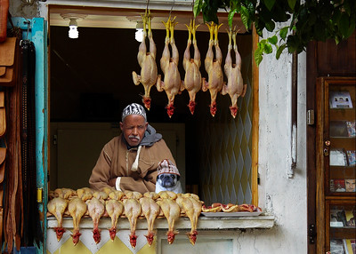POULTRY DEALERS - MARRAKECH, MOROCCO
