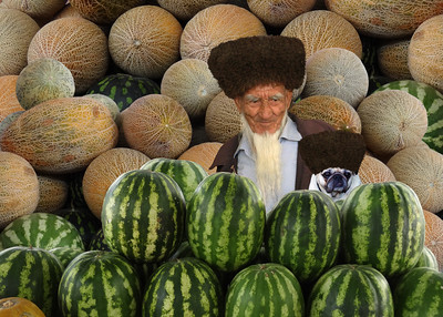 MELON MERCHANTS - TURKMENISTAN