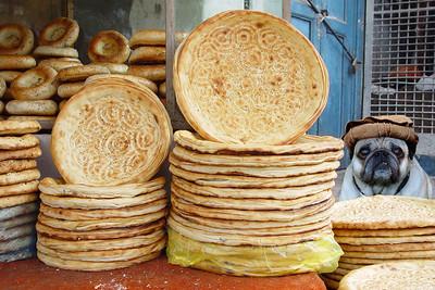 PASHTUN BAKER - PESHAWAR, PAKISTAN
