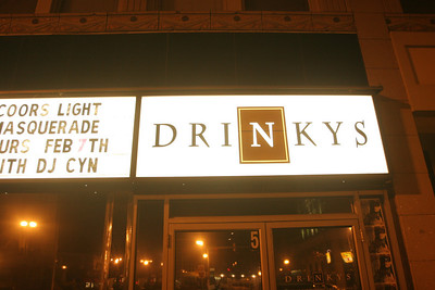 Drinky's-Snow Ball, TH Jan 24, 2008