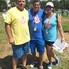From PUMA, from left, Scott Verrier of Holden, Rick Dupuis of Hudson and Captain of Coaches Michelle Fader of Worcester