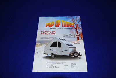 However, Pop Up Times is the magazine that I was really hoping for.