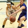 Holy Family v. Lutheran girls basketball