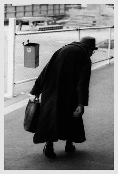 Cuba St, Wellington 1982