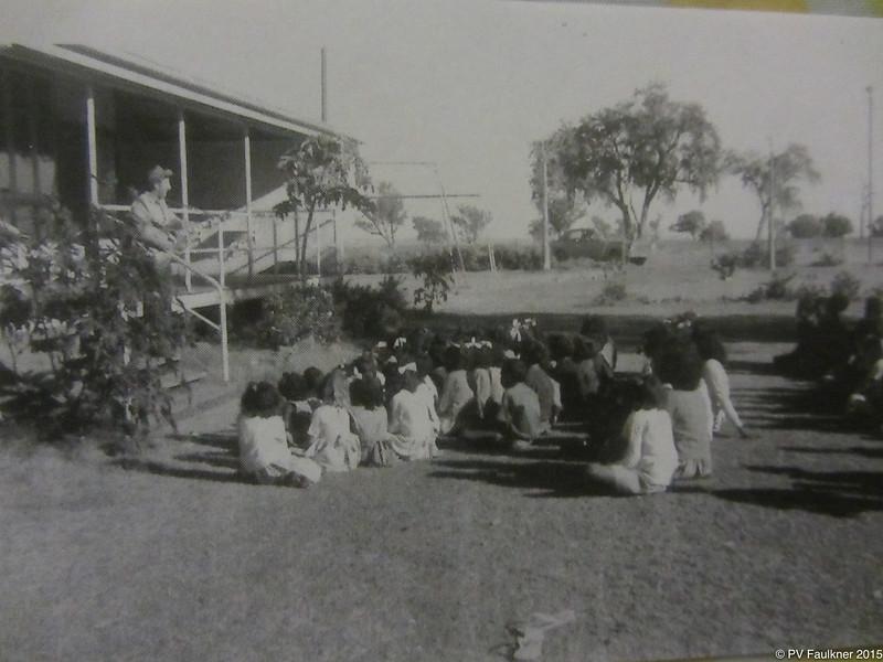 1967 Fitzroy school assembly