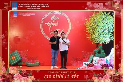 PV Gas | Year End Party 2019 @ Caravelle Sài Gòn | YEP instant print photo booth in HCMC | Chụp ảnh in hình lấy liền Sự kiện Tất Niên tại TP Hồ Chí Minh | Photobooth Saigon