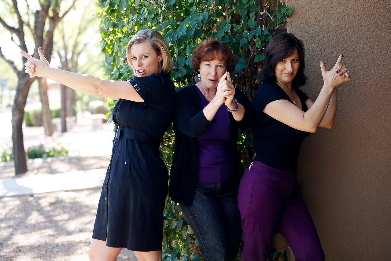 Kim Thill, Marketing Specialist Office of Marketing and PR<br /> Candance Oehler, Director of Marketing and Public Relations<br /> Verina Palmer Martin, Public Relations Assistant Marketing and Public Relations
