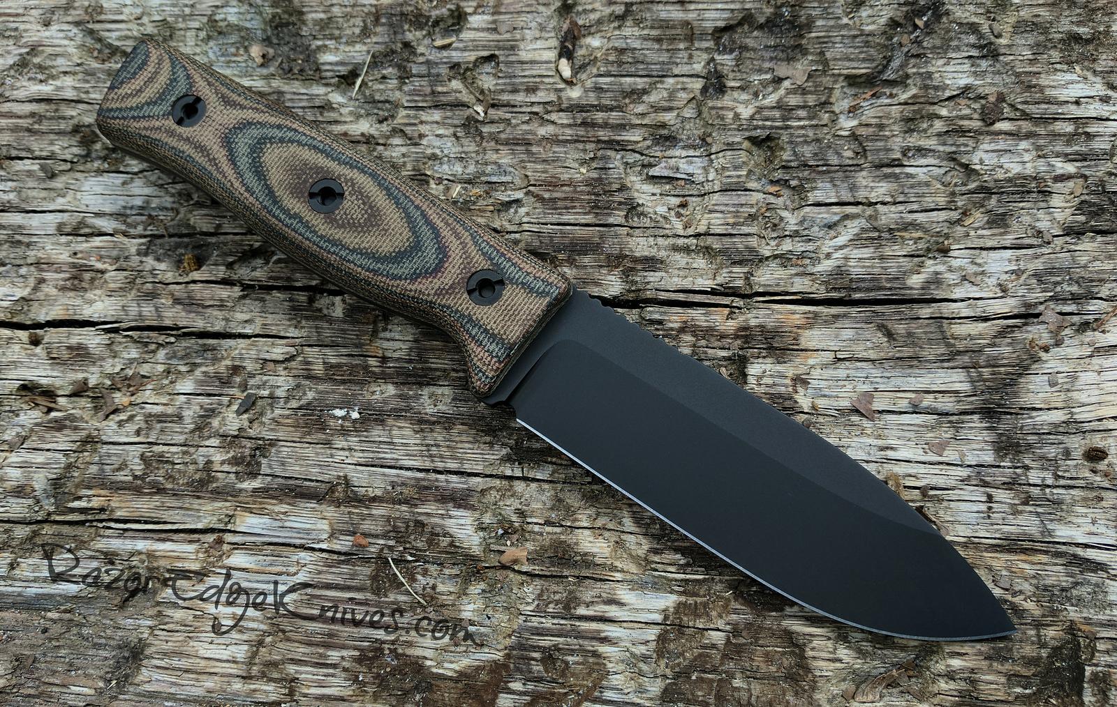 Knife, PVD service, DLC coating service, knives